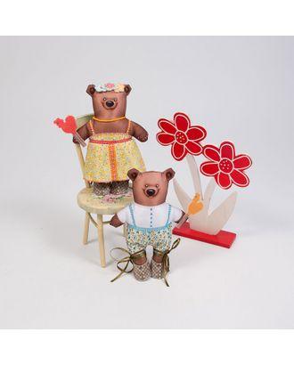 Набор для шитья и вышивания текстильная игрушка 8013 арт. МГ-4657-1-МГ0266286