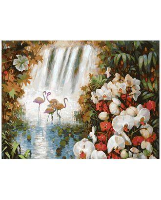 К по номерам Белоснежка Райский сад 30х40 см арт. МГ-36189-1-МГ0266476
