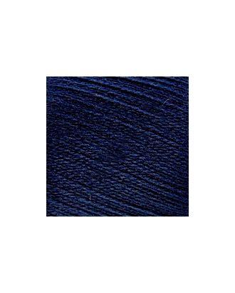 """Пряжа для вязания КАМТ """"Бамбино"""" (35% шерсть меринос, 65% акрил) 10х50г/150м цв.173 синий арт. МГ-36417-1-МГ0267779"""