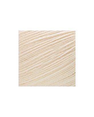 """Пряжа для вязания КАМТ """"Бамбино"""" (35% шерсть меринос, 65% акрил) 10х50г/150м цв.205 белый арт. МГ-36419-1-МГ0267781"""