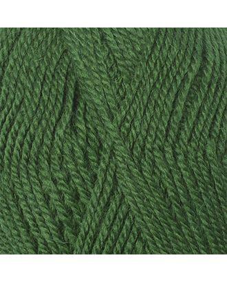 """Пряжа для вязания КАМТ """"Бамбино"""" (35% шерсть меринос, 65% акрил) 10х50г/150м цв.110 зеленый арт. МГ-36424-1-МГ0267789"""