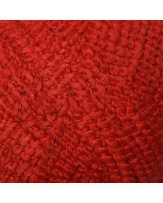 """Пряжа для вязания КАМТ """"Каракуль Стрейч"""" (44% шерсть, 44% акрил, 10% хлопок, 2% лайкра) 10х100г/145м цв.046 красный арт. МГ-36452-1-МГ0267833"""