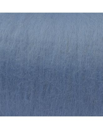 "Шерсть для валяния КАМТ ""Кардочес"" (100% шерсть п/т) 1х200г цв.015 голубой арт. МГ-36499-1-МГ0267883"