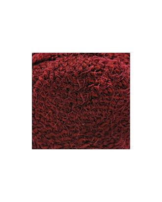 "Пряжа для вязания КАМТ ""Лотос Травка Стрейч"" (70% акрил, 28% полиамид, 2% лайкра) 10х50г/80м цв.047 бордо арт. МГ-36591-1-МГ0268063"