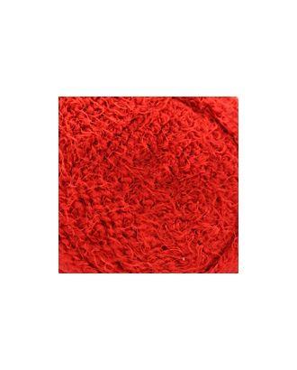 "Пряжа для вязания КАМТ ""Лотос Травка Стрейч"" (70% акрил, 28% полиамид, 2% лайкра) 10х50г/80м цв.046 красный арт. МГ-36593-1-МГ0268065"
