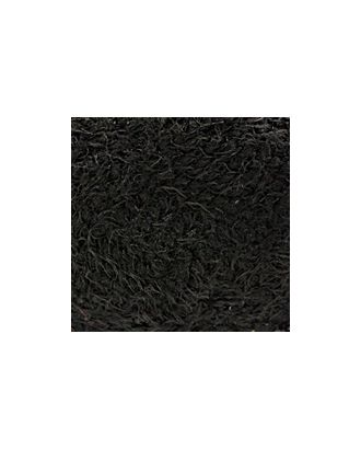 "Пряжа для вязания КАМТ ""Лотос Травка Стрейч"" (70% акрил, 28% полиамид, 2% лайкра) 10х50г/80м цв.003 черный арт. МГ-36594-1-МГ0268068"