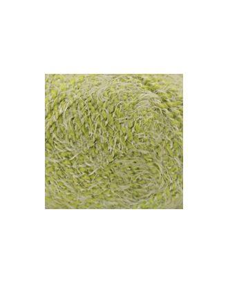 "Пряжа для вязания КАМТ ""Лотос Травка Стрейч"" (70% акрил, 28% полиамид, 2% лайкра) 10х50г/80м цв.026 салат арт. МГ-36596-1-МГ0268070"