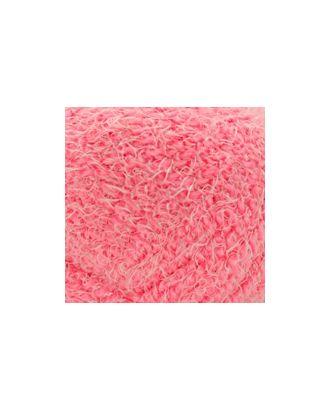 "Пряжа для вязания КАМТ ""Лотос Травка Стрейч"" (70% акрил, 28% полиамид, 2% лайкра) 10х50г/80м цв.056 розовый арт. МГ-36600-1-МГ0268075"