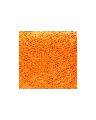 "Пряжа для вязания КАМТ ""Хлопок Травка"" (65% хлопок, 35% полиамид) 10х100г/220м цв.035 оранжевый арт. МГ-36694-1-МГ0268255"