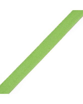 Тесьма киперная ш.1,7см хлопок 1,8г/см цв.салатовый арт. МГ-4766-1-МГ0268580