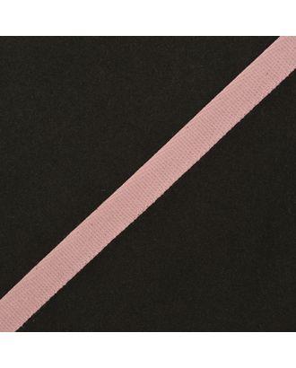 Тесьма киперная ш.1,3см хлопок 1,8г/см цв.розовый арт. МГ-4997-1-МГ0279989