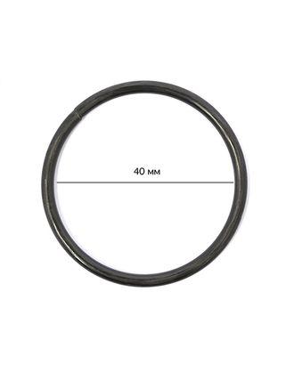 Кольцо металл TSW ш.40х3мм арт. МГ-5126-1-МГ0325177