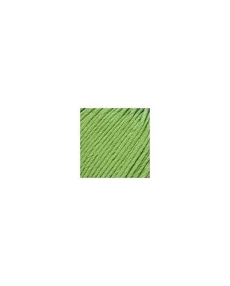 """Пряжа для вязания ТРО """"Подмосковная"""" (50% шерсть, 50% акрил) 10х100г/250м цв.0580 зелёное яблоко арт. МГ-37538-1-МГ0325311"""