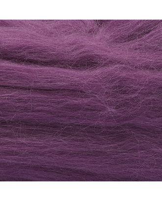 Шерсть для валяния ПЕХОРКА тонкая шерсть (100%меринос.шерсть) 50г цв.191 ежевика арт. МГ-37550-1-МГ0325410