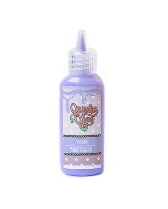 "FL.07-0003 FLEUR Candy Clay Масса для лепки. Глазурь ""Виноградная"" 22мл арт. МГ-37846-1-МГ0326765"