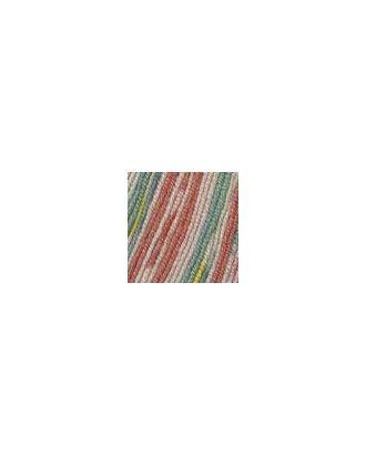 """Пряжа для вязания ТРО """"Мираж"""" (50% шерсть, 50% акрил) 5х100г/330м цв.7091 принт арт. МГ-37995-1-МГ0328264"""