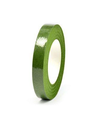 Тейп-лента цв. лесной зеленый, ширина 10 мм, уп.27.43 м (уп. 12 шт) арт. МГ-39296-1-МГ0364921