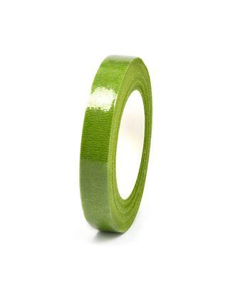 Тейп лента цв. травяной, ширина 10 мм, уп.27.43 м (уп. 12 шт) арт. МГ-39298-1-МГ0364923