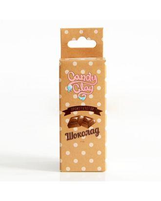 FL.12-0001 FLEUR Candy Clay Аромат Шоколад арт. МГ-39405-1-МГ0365509