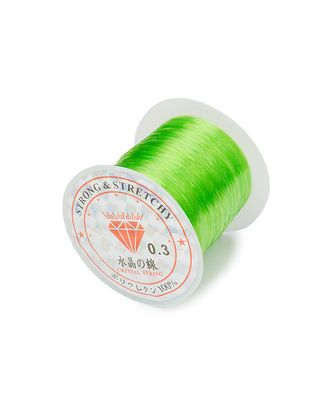 Леска для бисера д.0,3 100м цв.зеленый арт. МГ-40068-1-МГ0368796