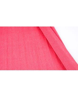 Бумага гофрированная Италия 50см х 2,5м 140г/м² цв.947 т.розовая арт. МГ-40583-1-МГ0372692
