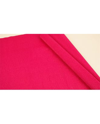 Бумага гофрированная Италия 50см х 2,5м 140г/м² цв.972 малиновый арт. МГ-40594-1-МГ0372703