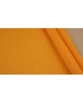 Бумага гофрированная Италия 50см х 2,5м 140г/м² цв.976 св.оранжевый арт. МГ-40595-1-МГ0372704