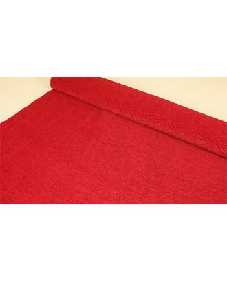 Бумага гофрированная Италия 50см х 2,5м 180г/м² цв.588 т.бордовый арт. МГ-40612-1-МГ0372721
