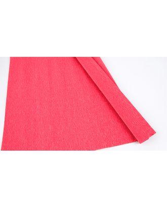 Бумага гофрированная Италия 50см х 2,5м 180г/м² цв.547 т.розовый арт. МГ-40615-1-МГ0372724