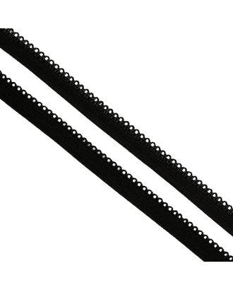 Резинка TBY бельевая (ажурная) ш.1см цв.F322(03) черный арт. МГ-93475-1-МГ0373212