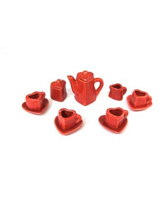 Чайный набор КЛ.24927 116143 11 предметов арт. МГ-6301-1-МГ0375360