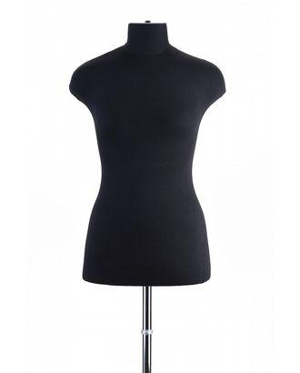 Манекен мягкий женский р.46 (92-77-102) цв.черный арт. МГ-72135-1-МГ0375365