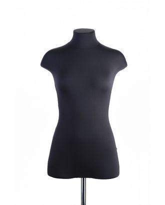 Манекен мягкий женский р.42 (84-64-88) цв.черный ГОСТ арт. МГ-72144-1-МГ0375419
