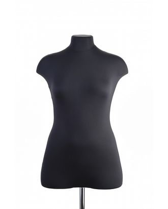 Манекен мягкий женский р.46 (92-73-98) цв.черный ГОСТ арт. МГ-72147-1-МГ0375422