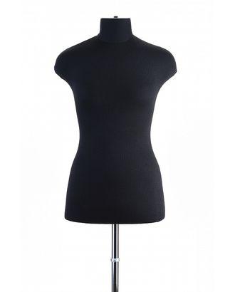 Манекен мягкий женский р.44 (88-71-96) цв.черный арт. МГ-72151-1-МГ0375426