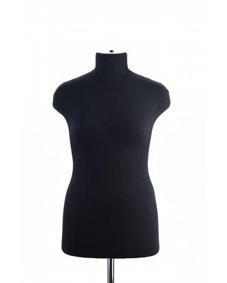 Манекен мягкий женский р.48 (96-79-103) цв.черный арт. МГ-72156-1-МГ0375431