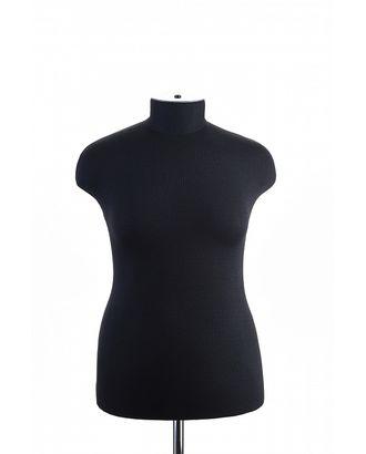 Манекен мягкий женский р.52 (104-88-112) цв.черный арт. МГ-72160-1-МГ0375435