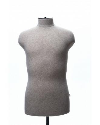 Манекен мягкий мужской р.50 (100-89-105) цв.черный арт. МГ-72162-1-МГ0375437