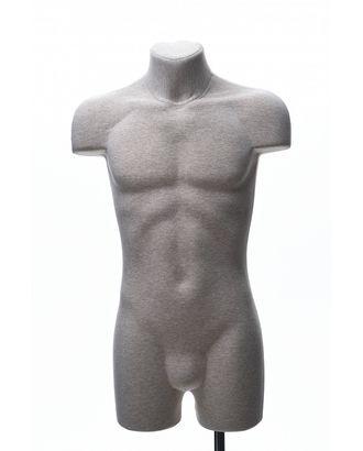 Манекен мягкий мужской р.48 (96-77-95) цв.телесный ЕСТ арт. МГ-72170-1-МГ0375445
