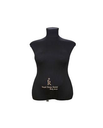 Манекен женский мягкий портновский Christina, размер 54, черный арт. МГ-72238-1-МГ0375650