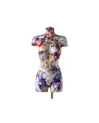Манекен демонстрационный мягкий цветной Spencer, размер 42-44 арт. МГ-72240-1-МГ0375652