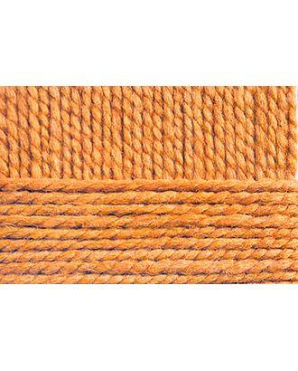 """Пряжа для вязания ПЕХ """"Смесовая"""" (70% акрил высокообъемный, 30% шерсть) 5х200г/200м цв.284 оранжевый арт. МГ-40854-1-МГ0375756"""