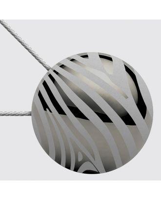 Магнитные клипсы для штор Ø 45 с тросом (30 см) цвет №26А арт. МГ-72278-1-МГ0375889