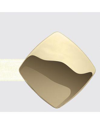 Магнитные клипсы квадратные для штор с лентой цвет №2 арт. МГ-72295-1-МГ0375906