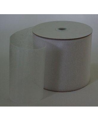 Люверсная термоклеевая лента 100мм цв. прозрачный рул. 50м арт. МГ-6404-1-МГ0484968