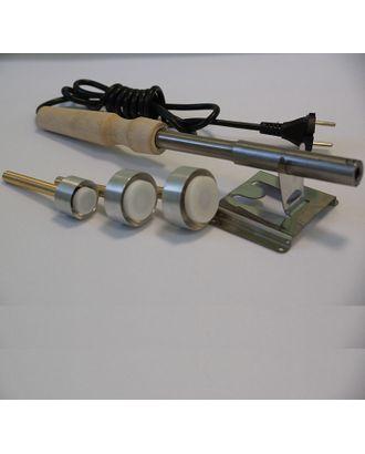 Паяльник-выжигатель под люверсы ф25, ф35, ф40 арт. МГ-6410-1-МГ0484974
