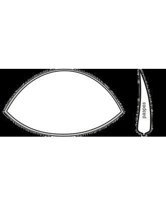 Вкладыши бельевые БВ-13/6 р.1 цв. белый уп.1 пара арт. МГ-79763-1-МГ0485261