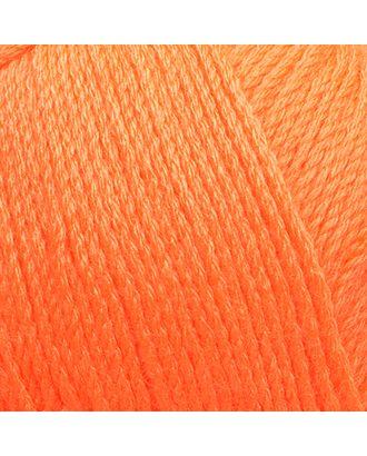 "Пряжа для вязания ТРО ""Мишель"" (100% акрил) 5х100г/240м цв.0498 ярк.оранжевый арт. МГ-42696-1-МГ0499509"