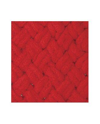 Пряжа для вязания Ализе Puffy (100% микрополиэстер) 5х100г/9.5м цв.056 красный арт. МГ-43667-1-МГ0525370