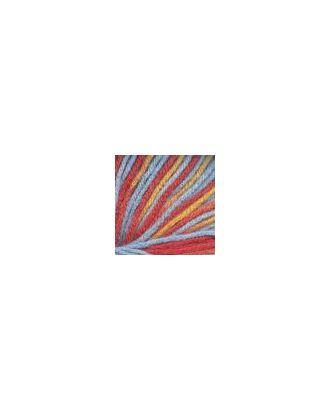 """Пряжа для вязания ТРО """"Кроха"""" (20% шерсть, 80% акрил) 10х50г/135м цв.секционный 4028 арт. МГ-44171-1-МГ0530306"""